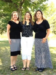 Mrs. Ankerson, Miss Darby, & Mrs. Ayer